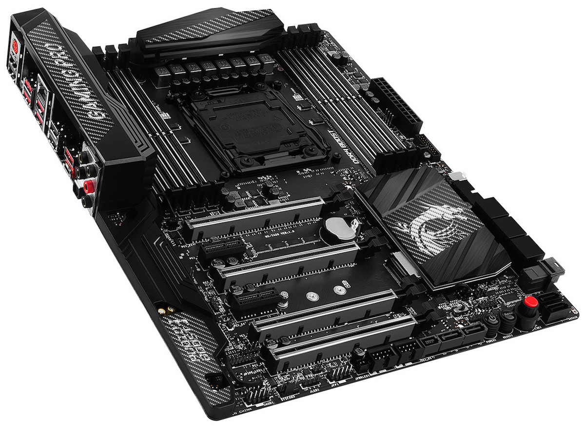 X99A Gaming Pro Carbon