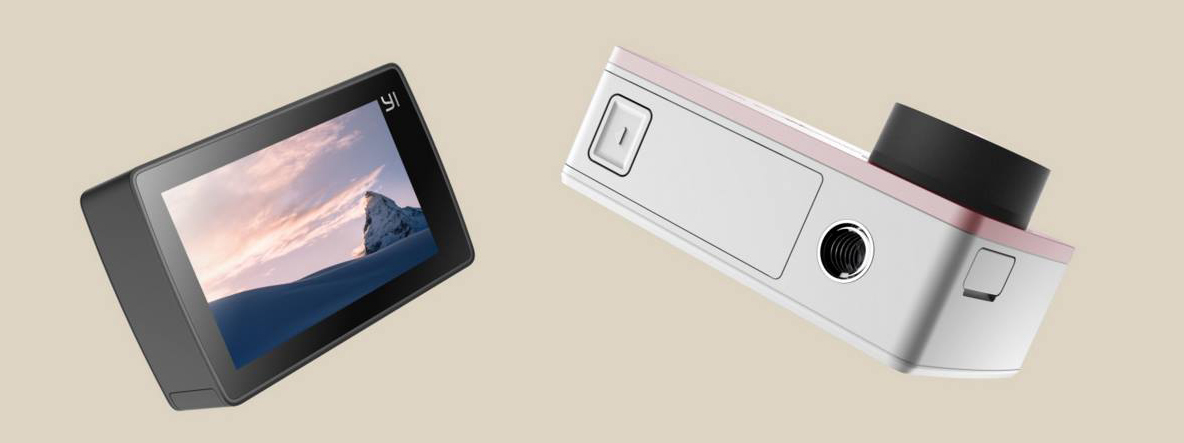 Xiaomi Yi 4K Action Camera 2 With Touch Screen Display Launched in