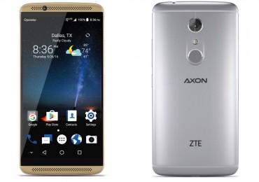 ZTE Axon 7 Press Photos