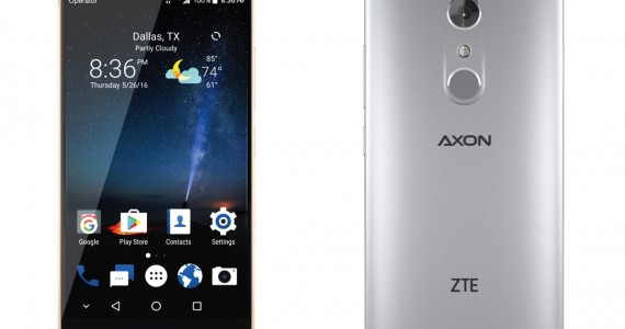 ZTE Axon 7 Press Photos