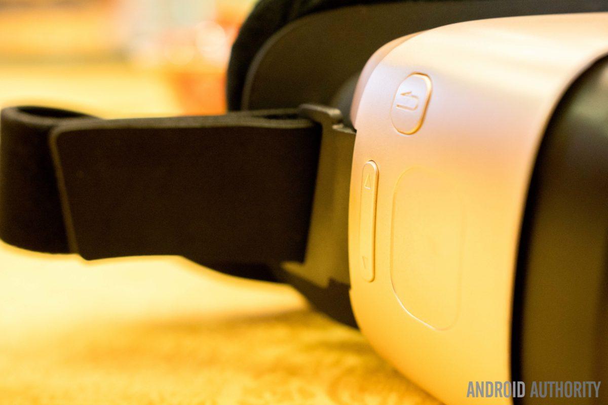 ZTE VR Controls
