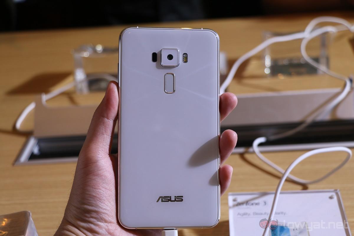 Asus Zenfone 3 Series Hands On 2