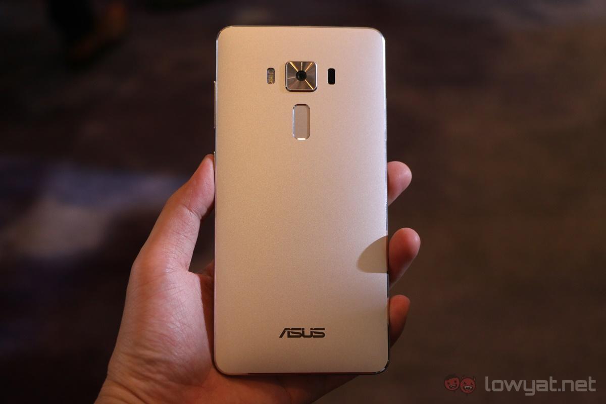 Asus Zenfone 3 Series Hands On 20