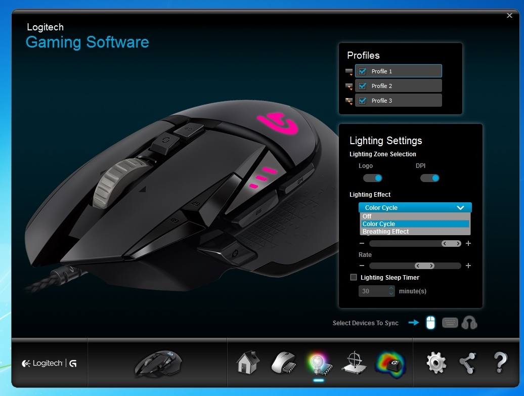 Lightning Review: Logitech G502 Proteus Spectrum | Lowyat NET