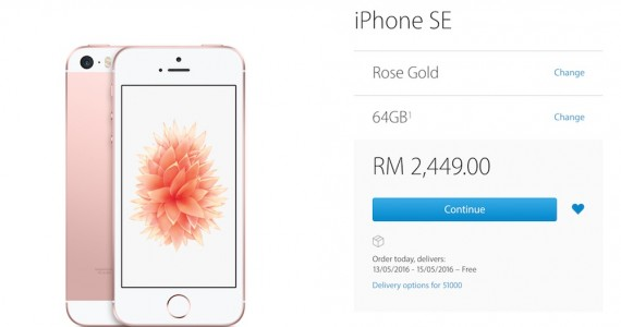 iPhone SE Apple Malaysia Buy Now