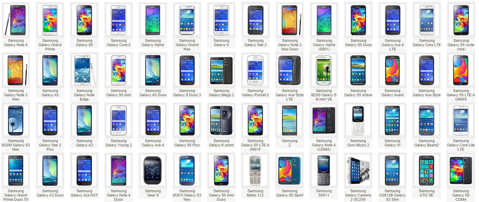 samsung-smartphone-lineup-2014