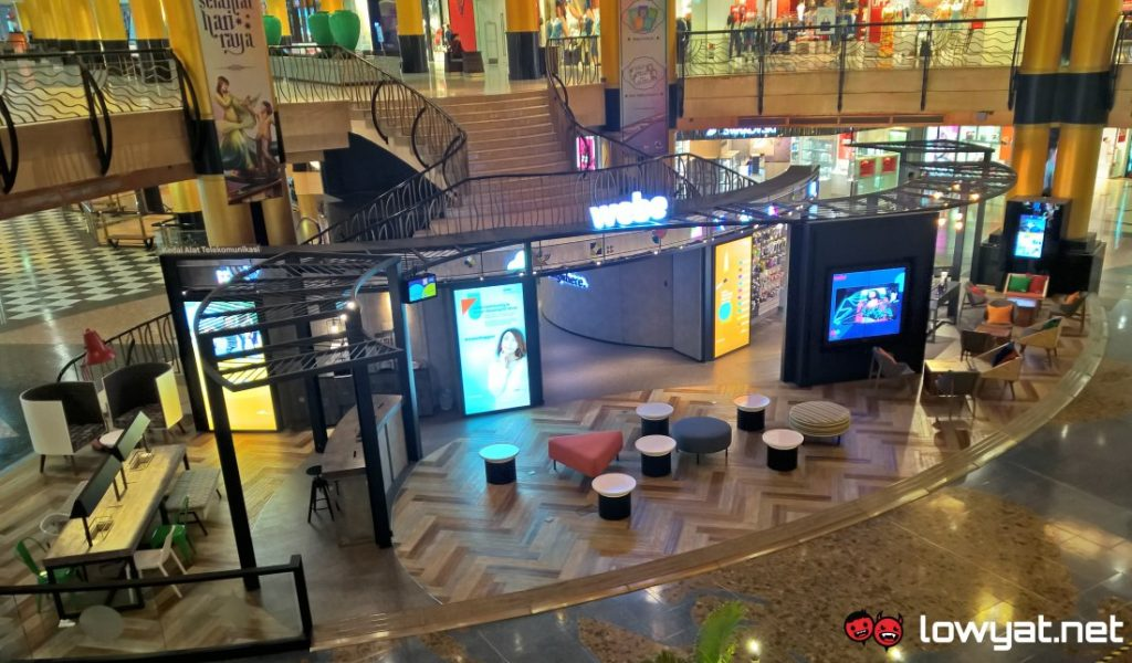 Webe Lounge, Sunway Pyramid