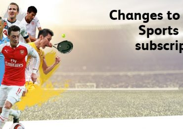 Astro Sports Pack New Subscription Price 2016