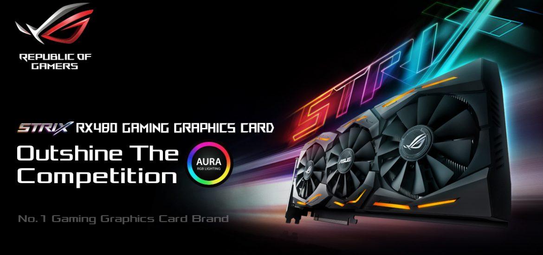 Asus RX 480