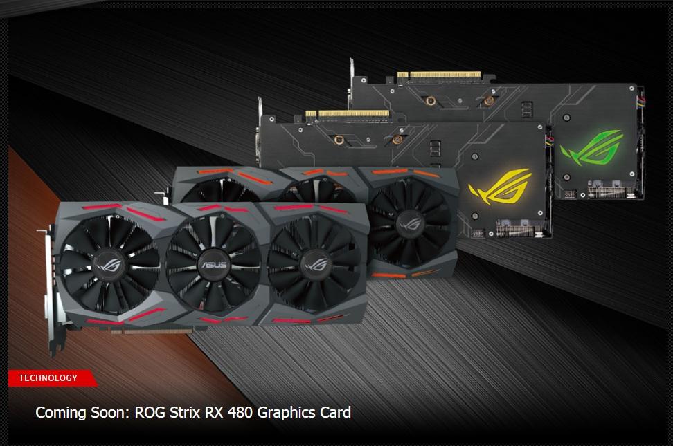 Asus RX 480 2