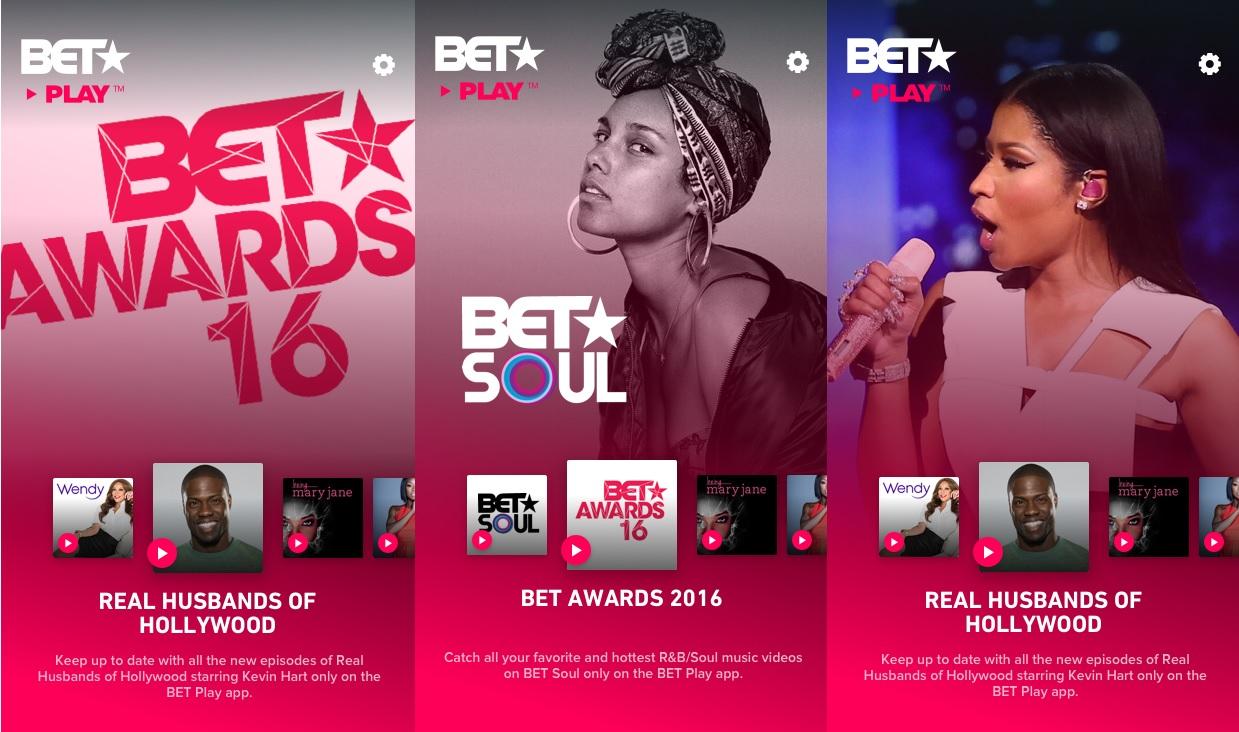 BET Play BET Awards