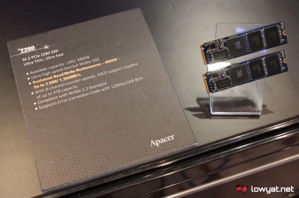 Computex 2016 Apacer Gaming Products 07
