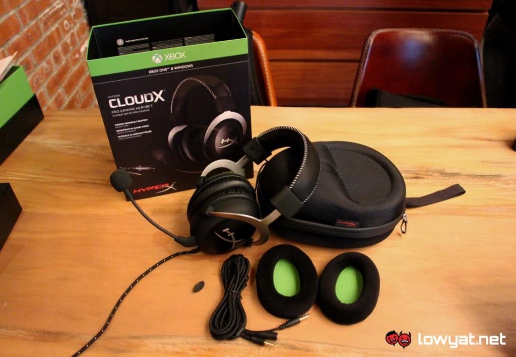 Computex 2016 Kingston HyperX CloudX Pro Gaming Headset 02