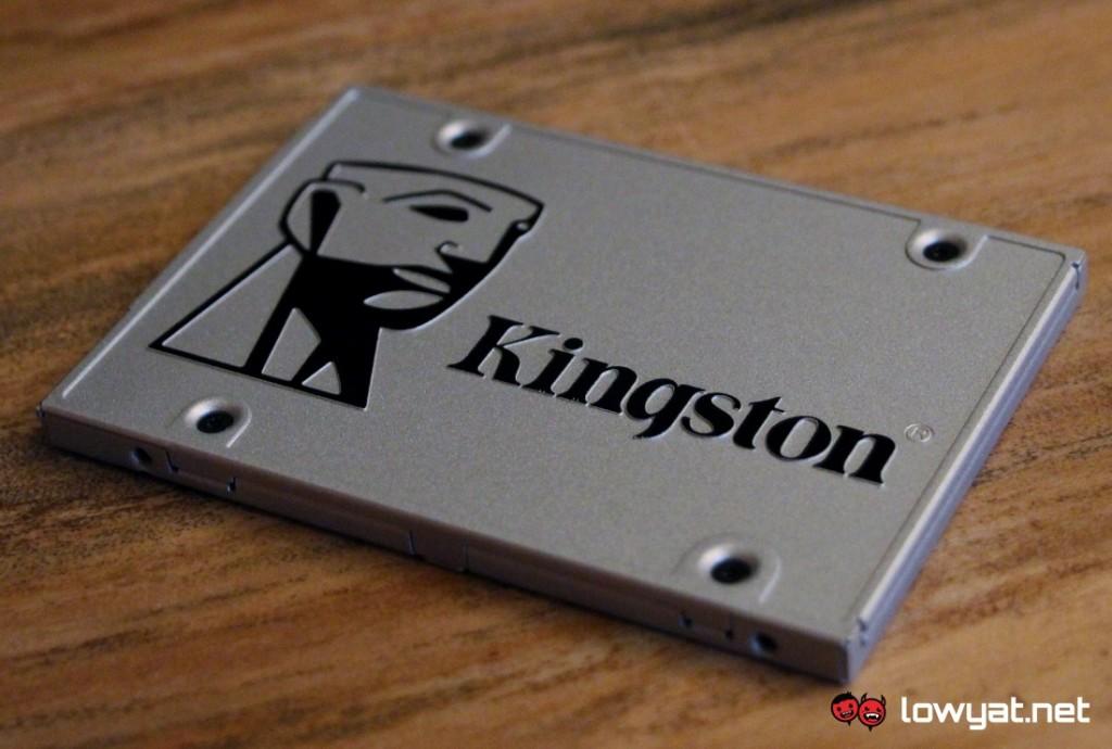Computex 2016 Kingston SSDnow UV400 01