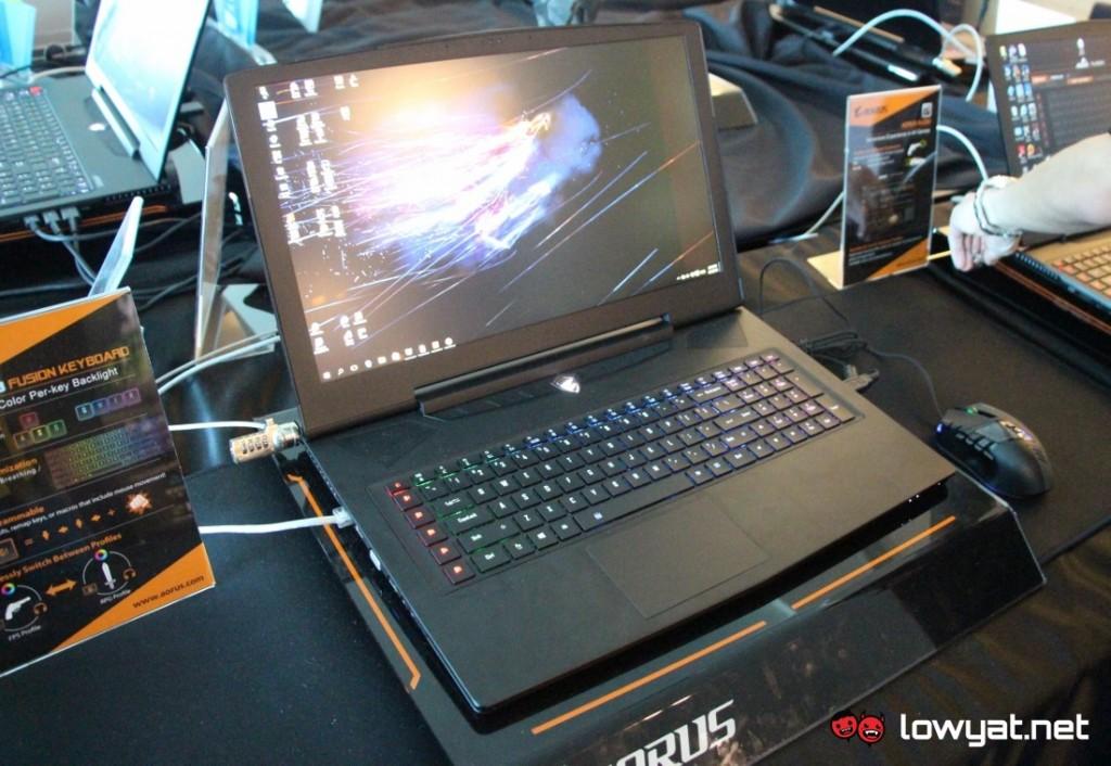 Computex 2016 Next Gen Aorus Gaming Laptops 01