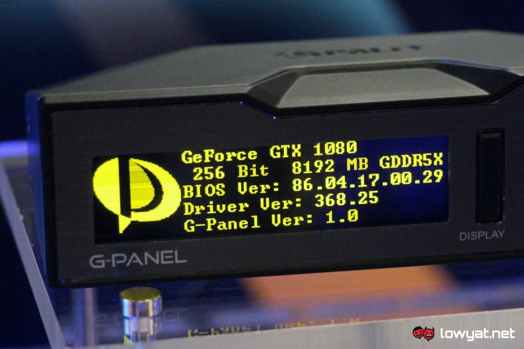 Computex 2016 Palit G-Panel 10