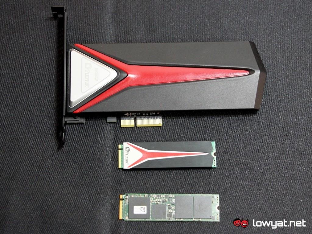 Computex 2016 Plextor M8Pe NVMe SSD 05