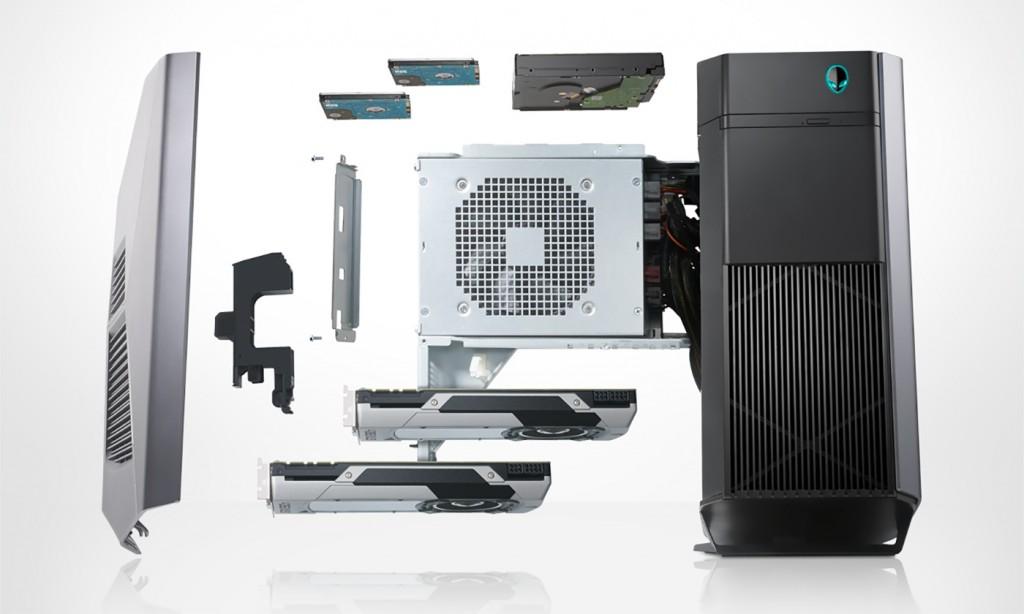 Alienware Aurora R5 Desktop
