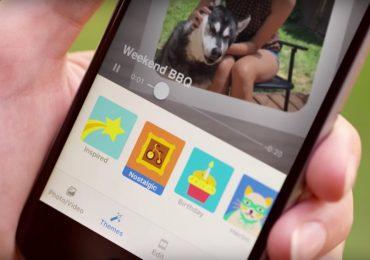 Facebook Slidshow Feature on iOS app