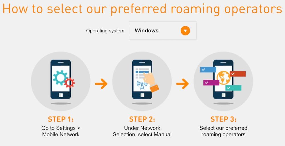 how to make starhub roaming call