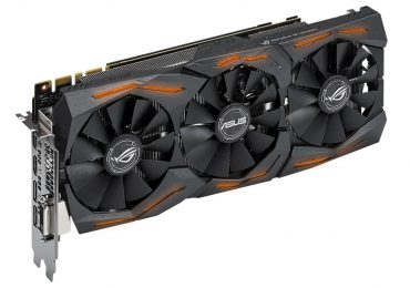 ROG Strix GTX 10 series