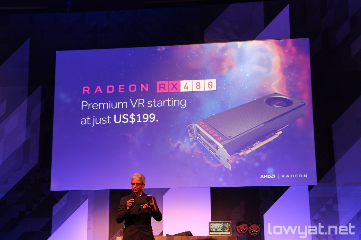 Rumour: AMD's Radeon RX 480 Launch Day Supply To Outmatch