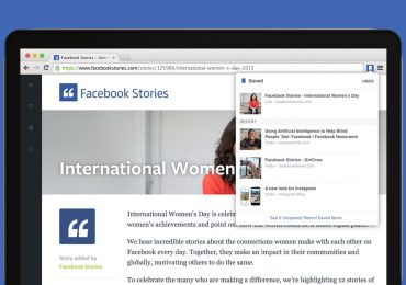 Save to Facebook Extension