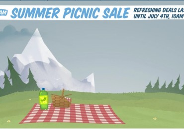 Steam Summer Picnic Sale 2016