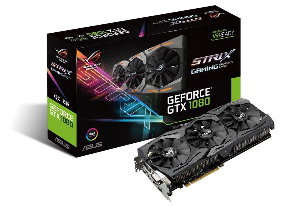 Strix GTX 1080
