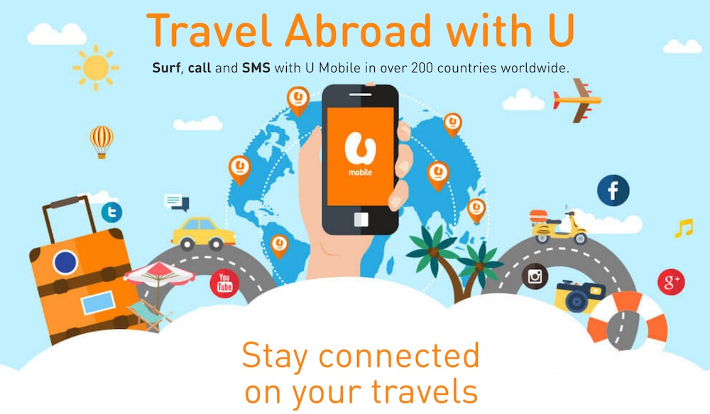 Travel Abroad with U