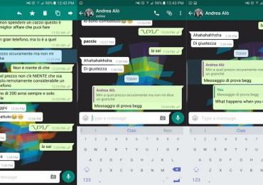 WhatsApp Quote Beta