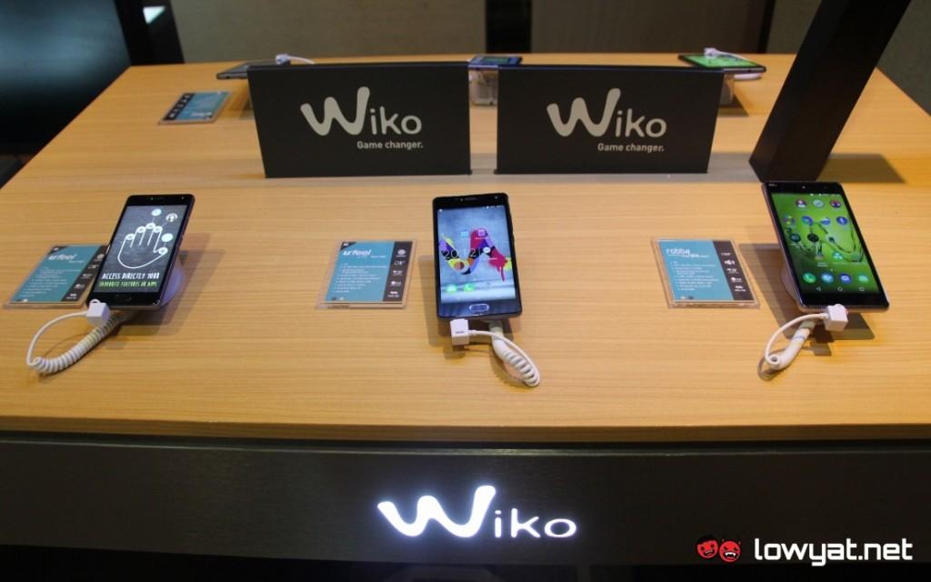 Wiko Malaysia 2016 Robby UFEEL Launch 13