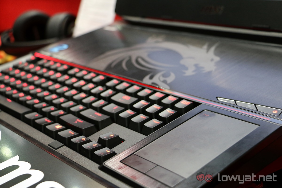 Computex 2016 Msi Announces Gt83 Titan Sli Gaming Laptop