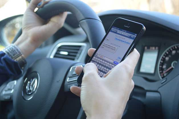 text-while-driving