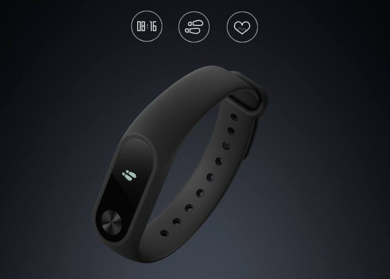 Xiaomi Officially Announces The Mi Band 2 Features An