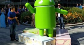 Android Nougat, Google Mountain View
