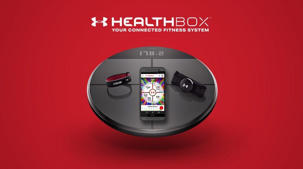 UA Healthbox by HTC