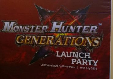 Kyo's Game Mart Monster Hunter Generations Launch Party