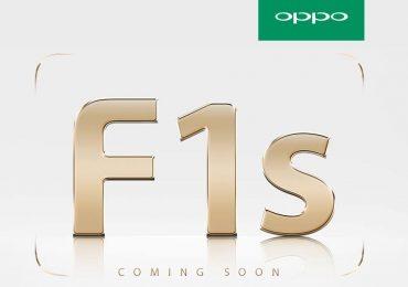 OPPO F1s Teaser - July 2016