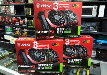 MSI GeForce GTX 1060 Gaming X