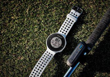 Garmin Approach GPS Golf Watch / Garmin TruSwing Club Sensor