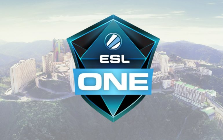 ESL One Coming To Malaysia In January 2017: Featuring Dota 2