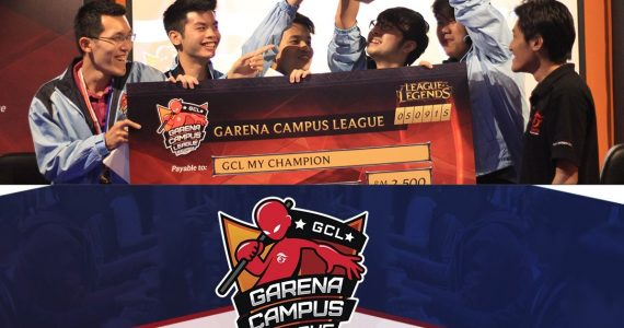 Garena Malaysia Campus League