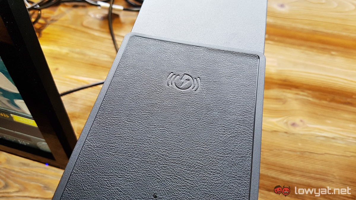 Acer Aspire X3 Wireless Charging