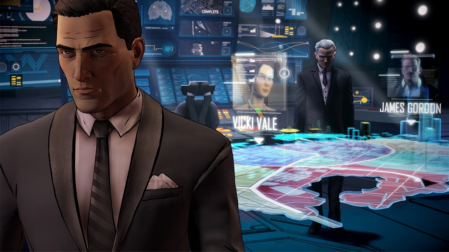 Batman The Telltale Series 2