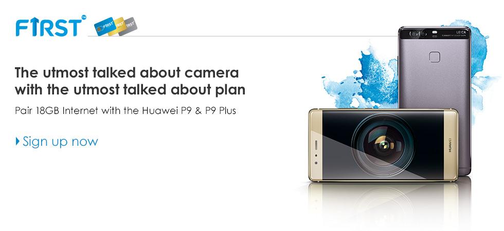 Celcom Huawei P9 and P9 Plus