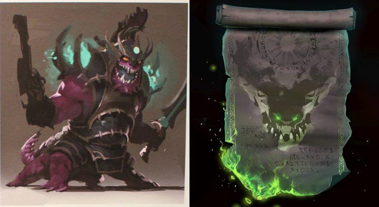 Valve Teases New Hero In Dota 2 - Vrogros The Underlord ... Dota 2 Abyssal Underlord