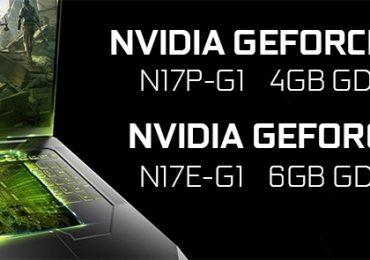 GTX 1050 Ti and GTX 1060 for laptops