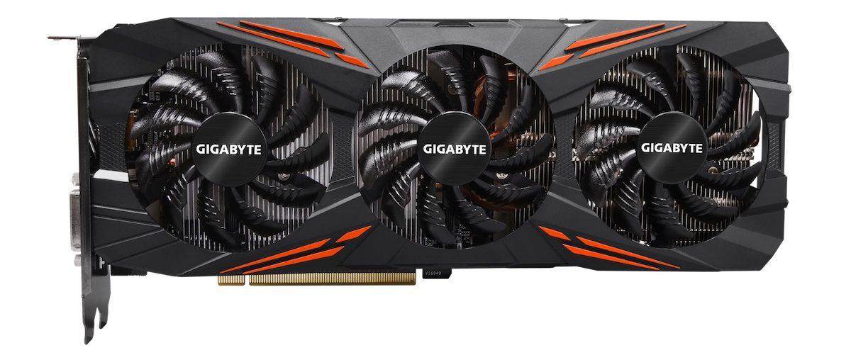 Gigabyte GTX 1070 G1 Gaming