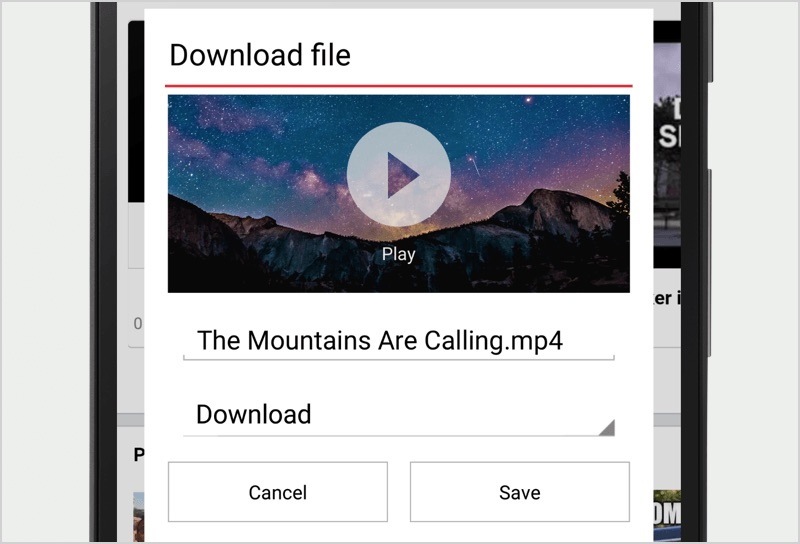 How to Download Videos on Opera Mini for Android